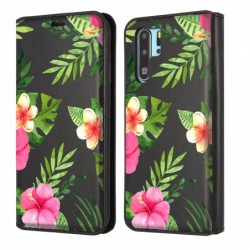 Etui à clapet tropical...