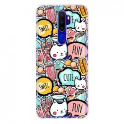 Coque sweet cute pour Oppo...