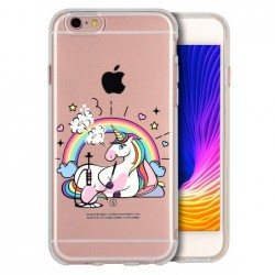 Coque rose lyly pour Iphone...
