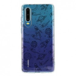 Coque spatial pour Huawei P30