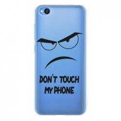 Coque dont touch my phone...