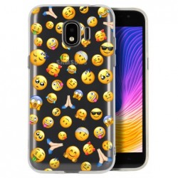 Coque smiley cool pour...