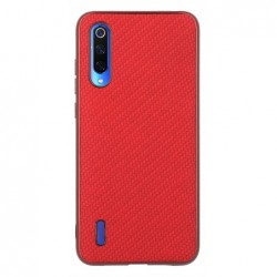 Coque carbone sport rouge...