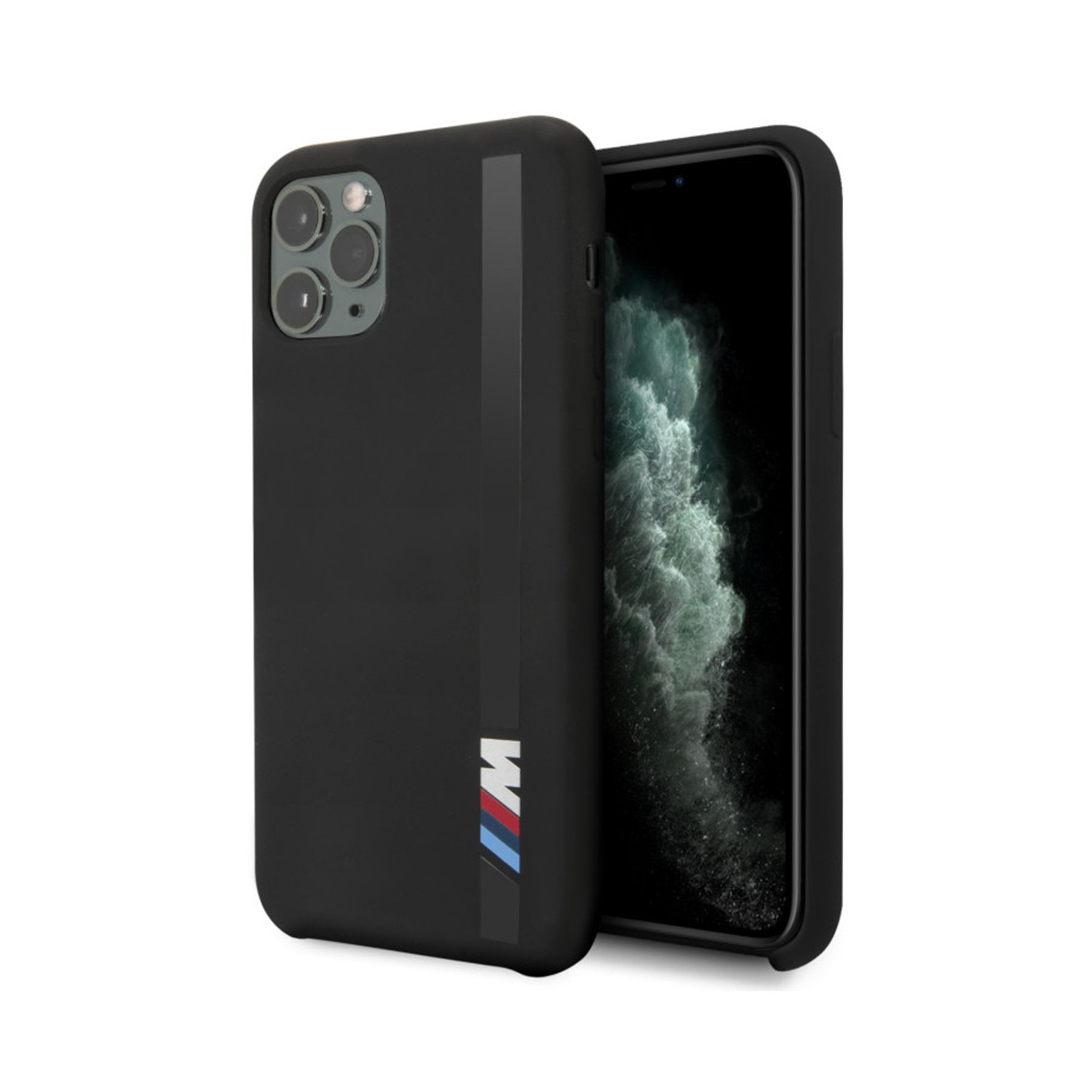 Coque BMW Silicone Pack M pour apple Iphone 11 pro max