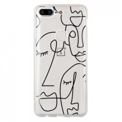 Coque picasso pour OnePlus 5T