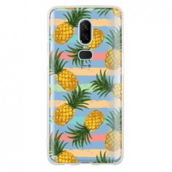 Coque ananas traits...
