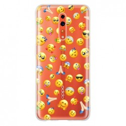 Coque smiley cool pour Reno Z