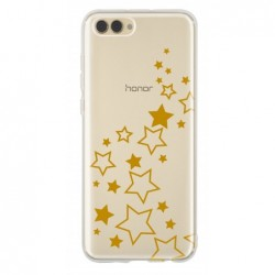 Coque etoile or pour Honor V10