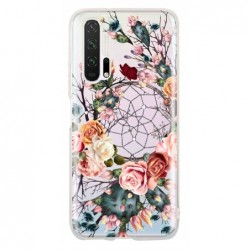 Coque attrape reve rose...