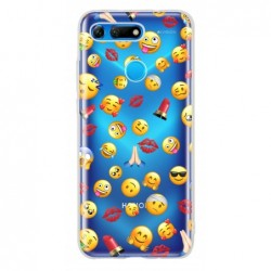 Coque smiley pour Honor...
