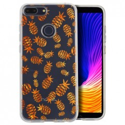Coque multi ananas or pour...