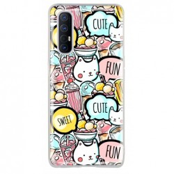 Coque sweet cute pour Find X2
