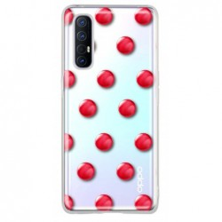 Coque point rouge pour Find X2