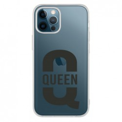 Coque queen pour Iphone 12...