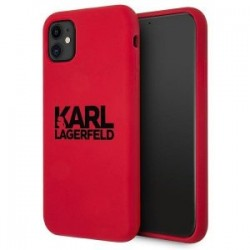 Coque Karl Lagerfeld rouge...
