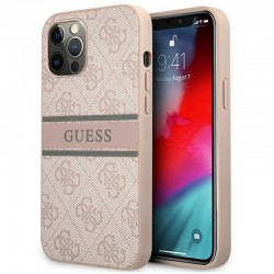 Coque Guess Charme Rose...